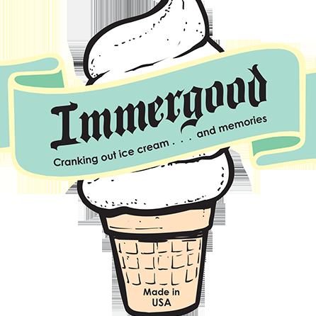 Immergood Ice Cream Freezer